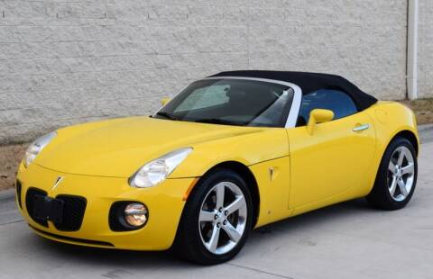 2007 Pontiac Solstice for sale at Raleigh Auto Inc. in Raleigh NC