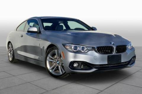 2016 BMW 4 Series for sale at CU Carfinders in Norcross GA