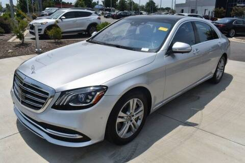 2018 Mercedes-Benz S-Class for sale at PHIL SMITH AUTOMOTIVE GROUP - MERCEDES BENZ OF FAYETTEVILLE in Fayetteville NC