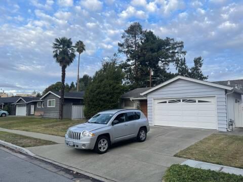 2010 Jeep Compass for sale at Blue Eagle Motors in Fremont CA