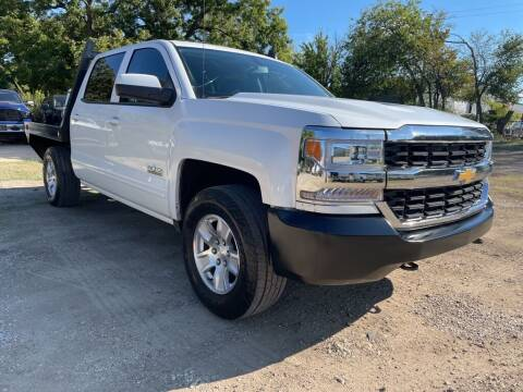 2016 Chevrolet Silverado 1500 for sale at Thornhill Motor Company in Lake Worth TX