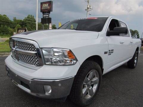 2019 RAM Ram Pickup 1500 Classic for sale at J T Auto Group in Sanford NC