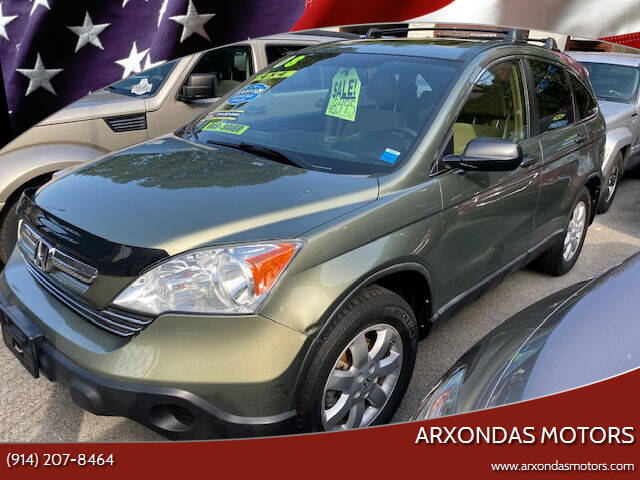 2008 Honda CR-V for sale at ARXONDAS MOTORS in Yonkers NY