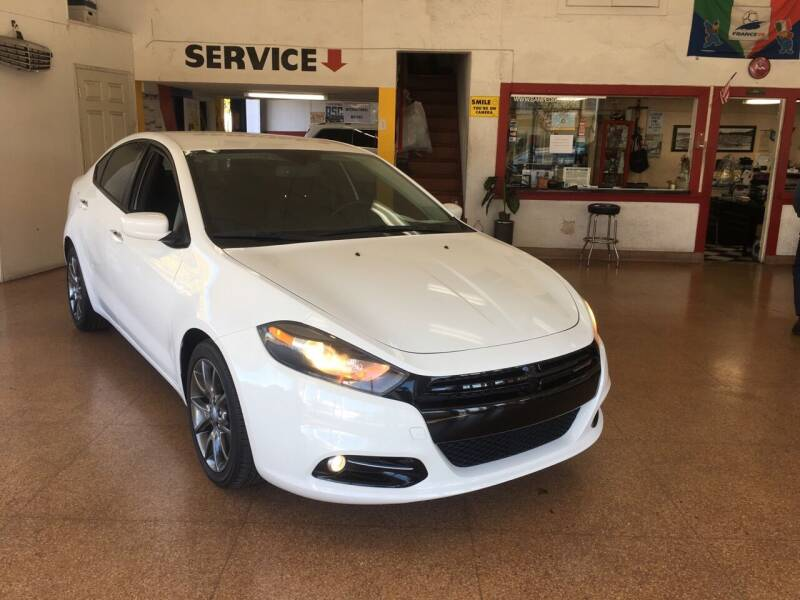 2013 Dodge Dart for sale at International Motors in San Pedro CA