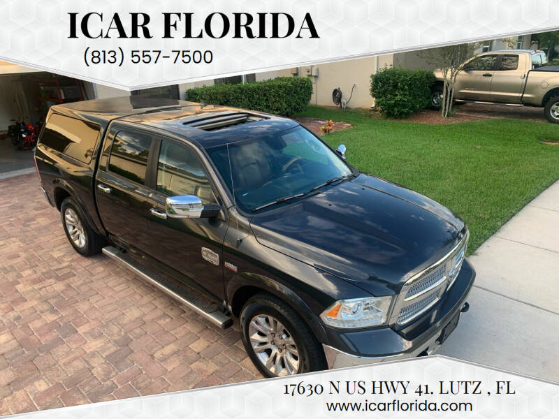 2014 RAM Ram Pickup 1500 for sale at ICar Florida in Lutz FL