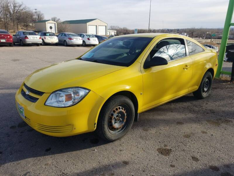 2009 Chevrolet Cobalt for sale at Independent Auto in Belle Fourche SD