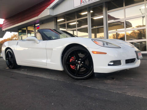 2012 Chevrolet Corvette for sale at Furrst Class Cars LLC  - Independence Blvd. in Charlotte NC