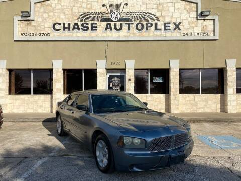 2007 Dodge Charger for sale at CHASE AUTOPLEX in Lancaster TX