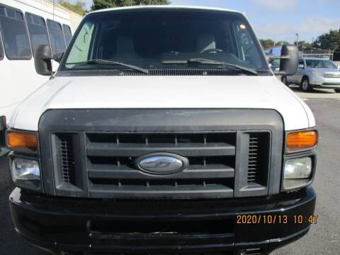 2013 Ford E-Series Cargo for sale at Atlantic Motors in Chamblee GA