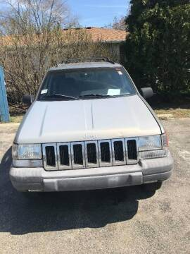 1998 Jeep Grand Cherokee for sale at New Start Motors LLC - Crawfordsville in Crawfordsville IN