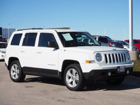 2015 Jeep Patriot for sale at Douglass Automotive Group in Central Texas TX