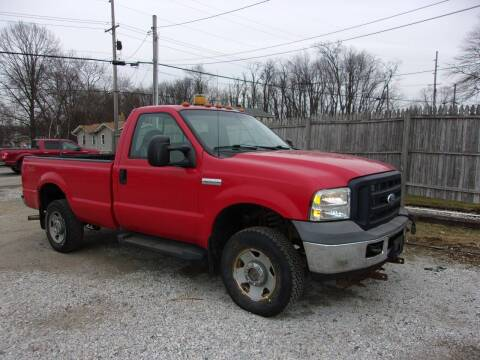 2006 Ford F-250 Super Duty for sale at JEFF MILLENNIUM USED CARS in Canton OH