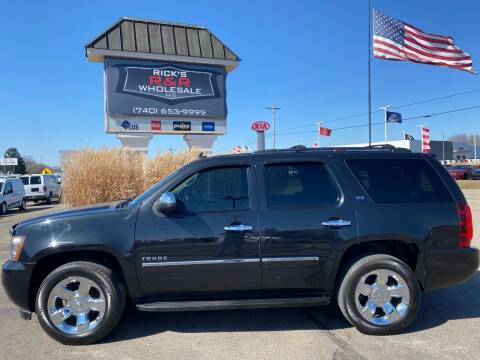 2011 Chevrolet Tahoe for sale at Rick's R & R Wholesale, LLC in Lancaster OH