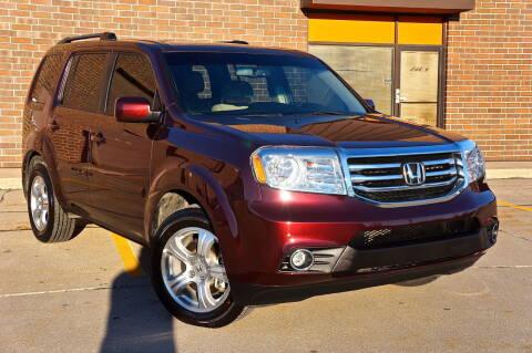 2015 Honda Pilot for sale at Effect Auto Center in Omaha NE