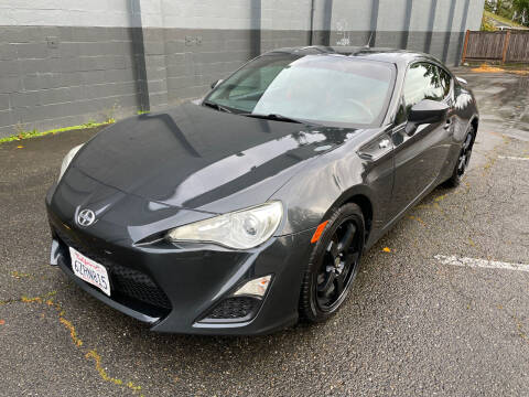 2013 Scion FR-S for sale at APX Auto Brokers in Lynnwood WA