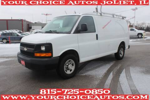 2015 Chevrolet Express Cargo for sale at Your Choice Autos - Joliet in Joliet IL
