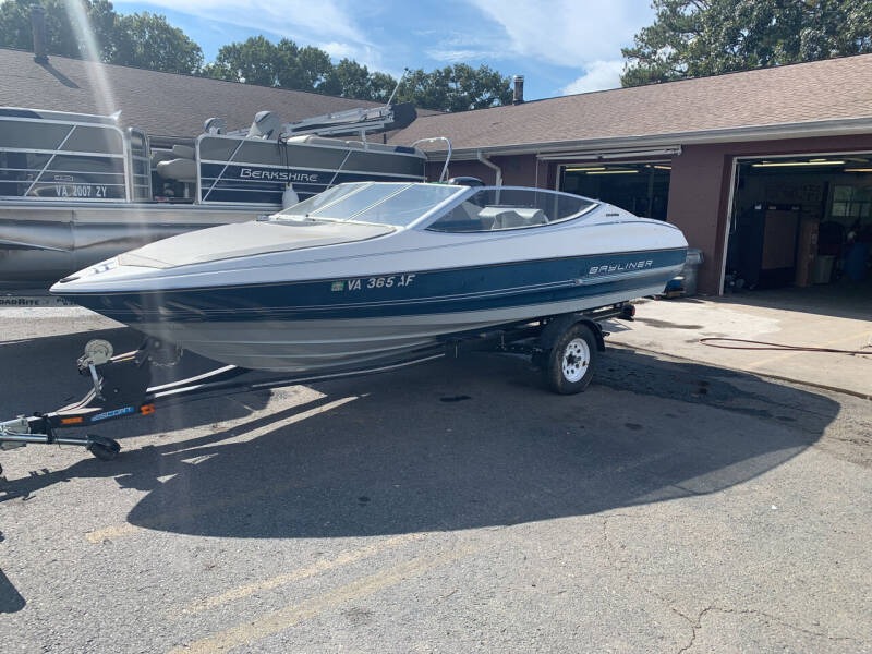 1991 Bayliner Capri 1800 CR for sale at Performance Boats in Spotsylvania VA