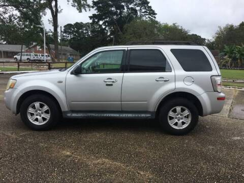 2008 Mercury Mariner for sale at BROWNSFIELD AUTO SALES in Baton Rouge LA