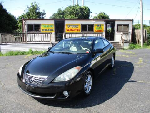 2005 Toyota Camry Solara for sale at Unlimited Auto Sales Inc. in Mount Sinai NY