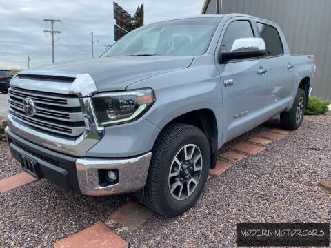 2020 Toyota Tundra for sale at Modern Motorcars in Nixa MO