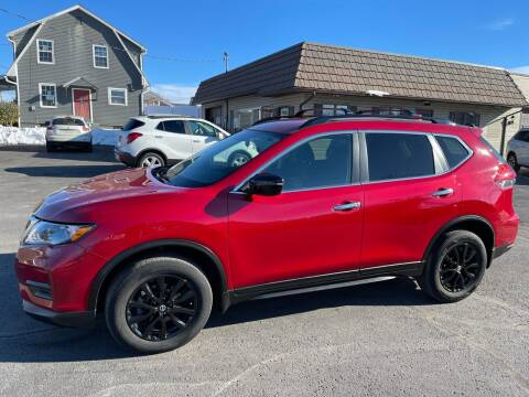 2017 Nissan Rogue for sale at MAGNUM MOTORS in Reedsville PA