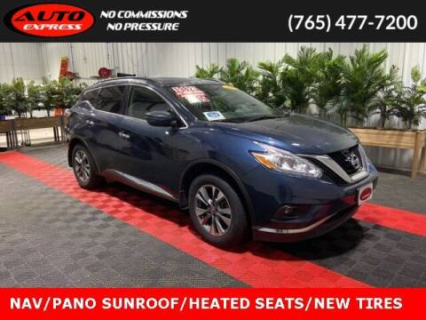 2017 Nissan Murano for sale at Auto Express in Lafayette IN