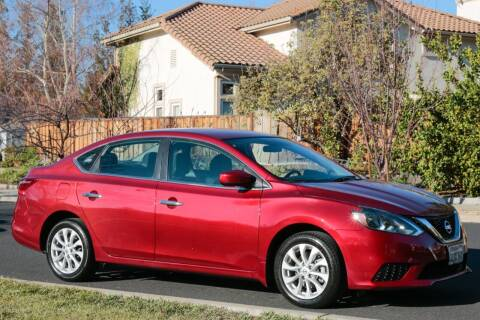 2018 Nissan Sentra for sale at California Diversified Venture in Livermore CA