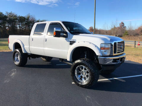 2010 Ford F-250 Super Duty for sale at Superior Wholesalers Inc. in Fredericksburg VA