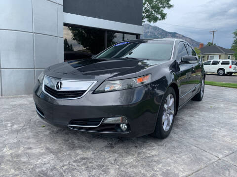 2013 Acura TL for sale at Berge Auto in Orem UT