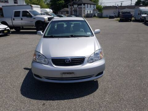 2008 Toyota Corolla for sale at AutoConnect Motors in Kenvil NJ