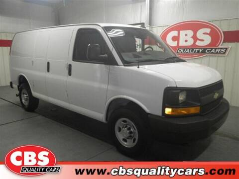 2016 Chevrolet Express Cargo for sale at CBS Quality Cars in Durham NC