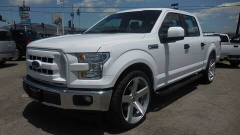 2017 Ford F-150 for sale at Luxor Motors Inc in Pacoima CA