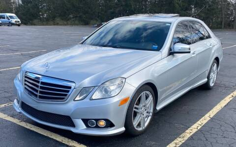2010 Mercedes-Benz E-Class for sale at Select Auto Brokers in Webster NY