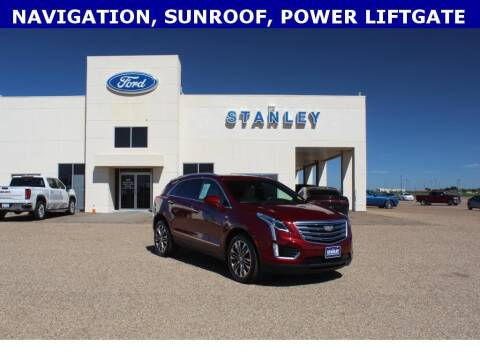 2018 Cadillac XT5 for sale at STANLEY FORD ANDREWS in Andrews TX
