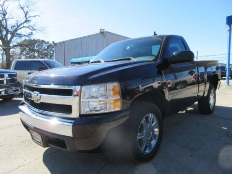 2008 Chevrolet Silverado 1500 for sale at Quality Investments in Tyler TX