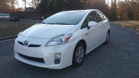2010 Toyota Prius for sale at Final Auto in Alpharetta GA