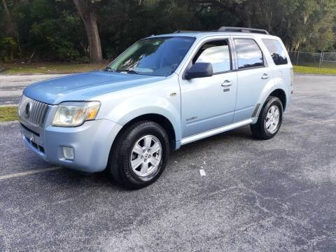 2008 Mercury Mariner for sale at Royal Auto Trading in Tampa FL