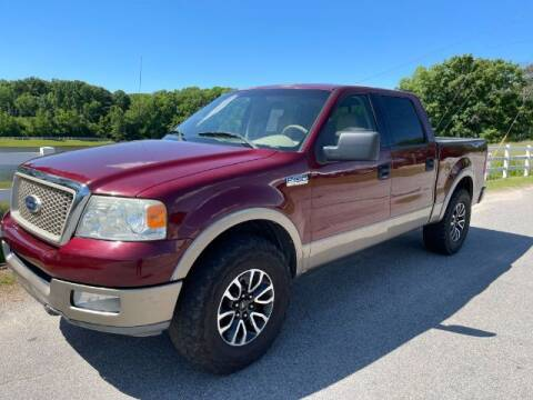 2004 Ford F-150 for sale at Cross Automotive in Carrollton GA
