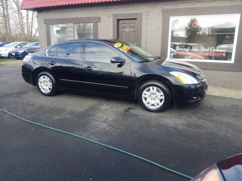 2011 Nissan Altima for sale at Bonney Lake Used Cars in Puyallup WA