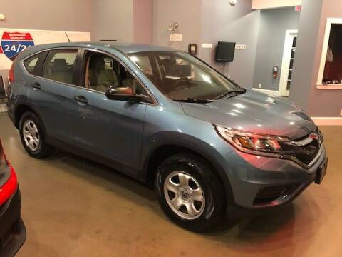 2015 Honda CR-V for sale at BATTENKILL MOTORS in Greenwich NY
