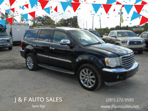2007 Chrysler Aspen for sale at J & F AUTO SALES in Houston TX