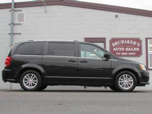 2019 Dodge Grand Caravan for sale at Brubakers Auto Sales in Myerstown PA