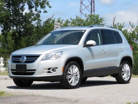 2011 Volkswagen Tiguan for sale at Tonys Pre Owned Auto Sales in Kokomo IN