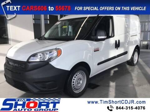 2020 RAM ProMaster City Cargo for sale at Tim Short Chrysler in Morehead KY