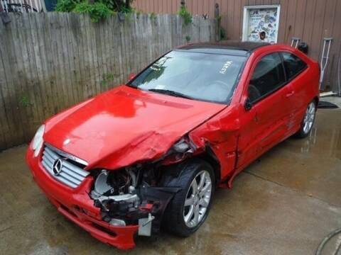 2002 Mercedes-Benz C-Class for sale at East Coast Auto Source Inc. in Bedford VA