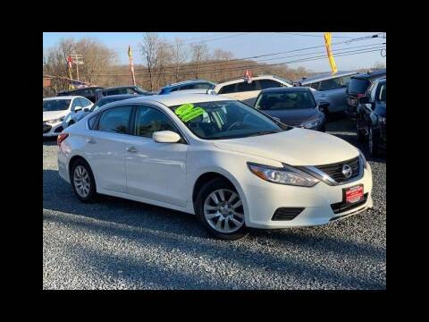 2018 Nissan Altima for sale at A&M Auto Sale in Edgewood MD