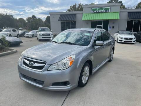 2011 Subaru Legacy for sale at Cross Motor Group in Rock Hill SC