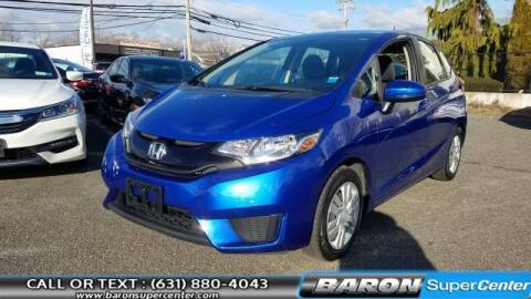 2017 Honda Fit for sale at Baron Super Center in Patchogue NY