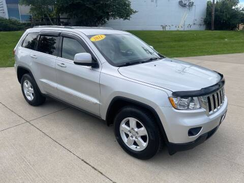 2011 Jeep Grand Cherokee for sale at Best Buy Auto Mart in Lexington KY