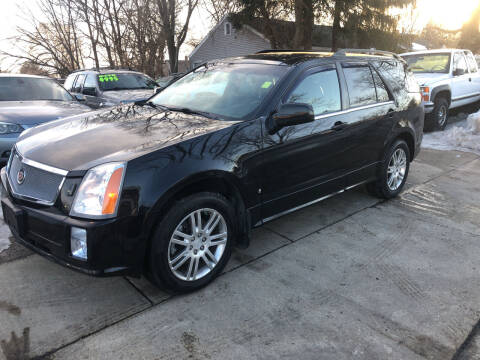 2006 Cadillac SRX for sale at CPM Motors Inc in Elgin IL